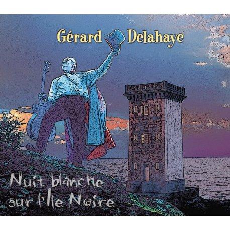 NUIT BLANCHE SUR L'ïLE NOIRE (CD)