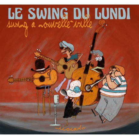 SWING A NOUVELLE-VILLE (CD)