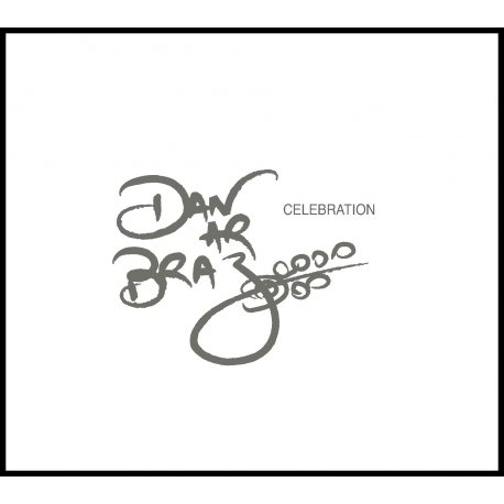Dan ar Braz - CELEBRATION - CD Album cover