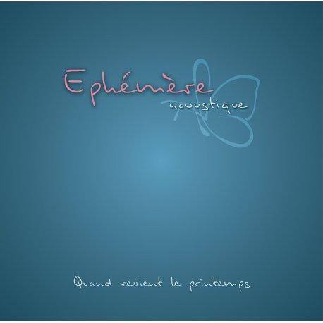 You'N - Quand revient le printemps CD cover