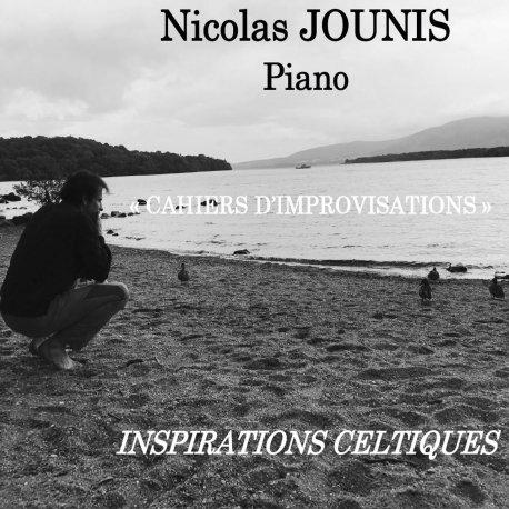 CAHIER D'IMPROVISATIONS - INSPIRATIONS CELTIQUES